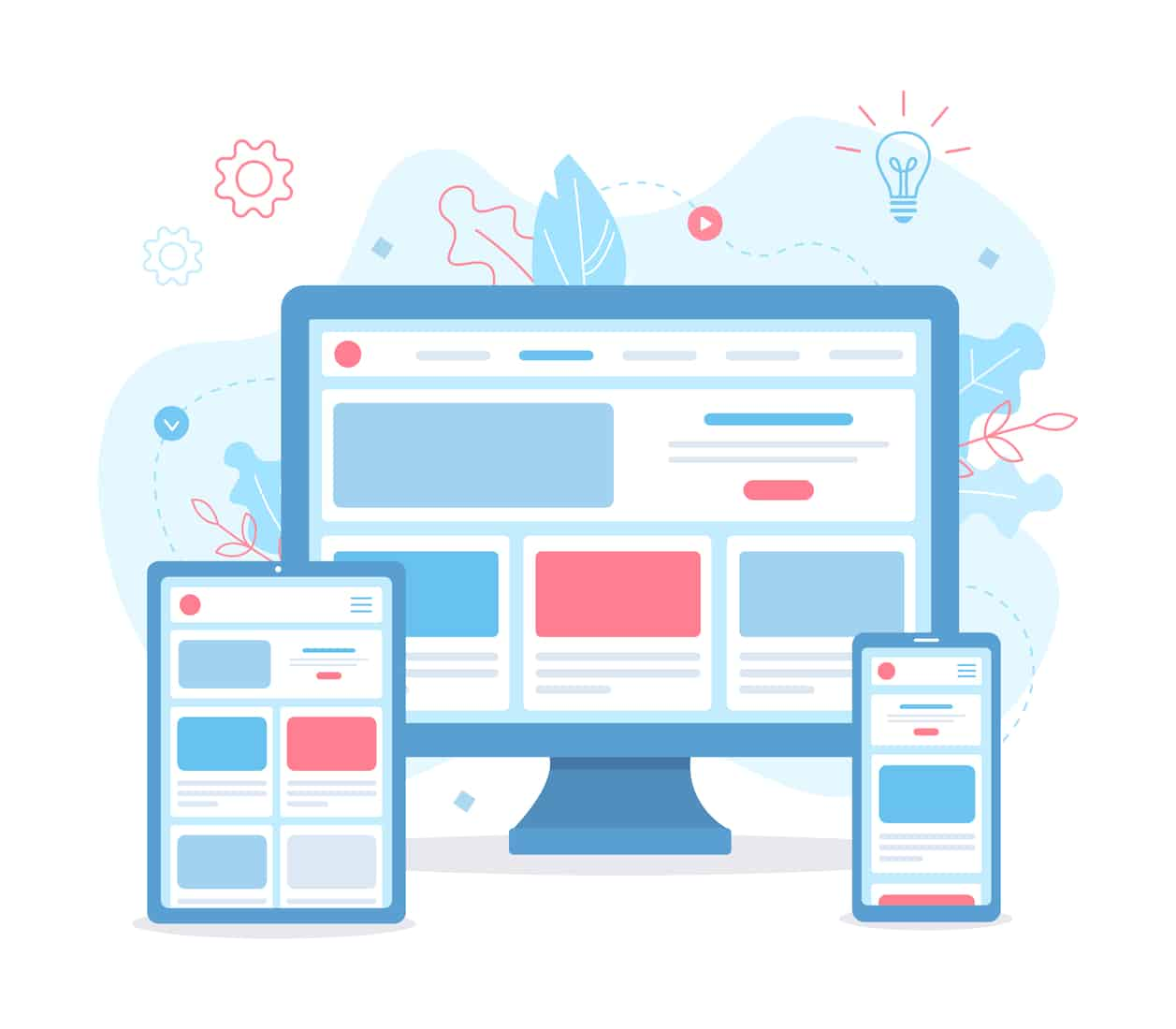 responsive website design in chattanooga