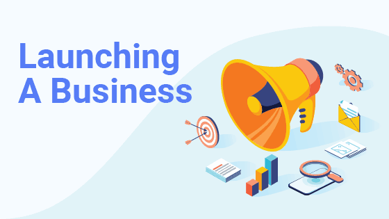 launching a business